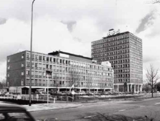 Ing Kantoor Amsterdam : Hoofdkantoor nmb bank architectuurgids op architectuur